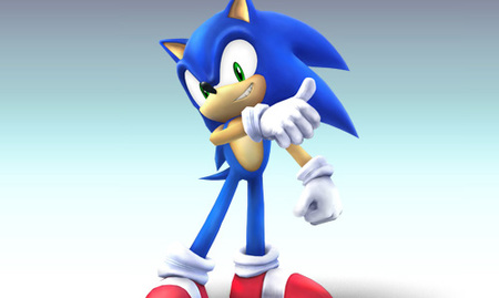 Sonic en Super Smash Bros. Brawl