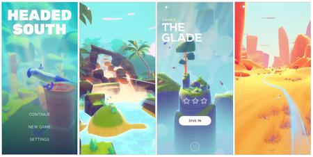 Headed South, el primer juego para Motion Sense de los Pixel 4 llega de los creadores de Monument Valley
