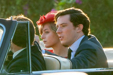 Lady Di Emma Corrin En The Crown Netflix 2