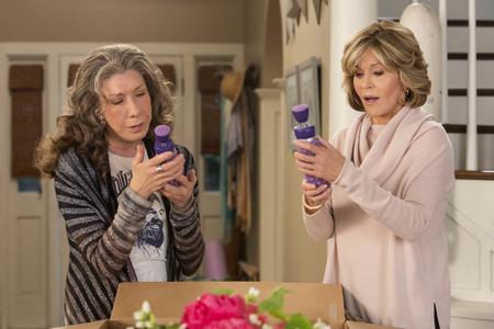 'Grace and Frankie' renovada: la comedia de Netflix acabará en la temporada 7, convirtiéndose en su serie más larga