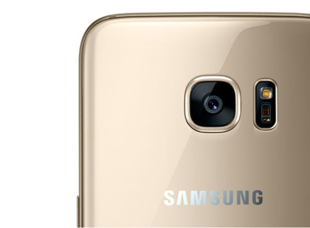 Galaxy S7 Camara