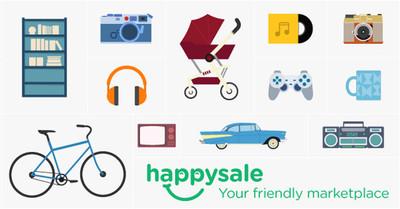 HappySale, una app para vender tus cosas con ayuda de tus amigos