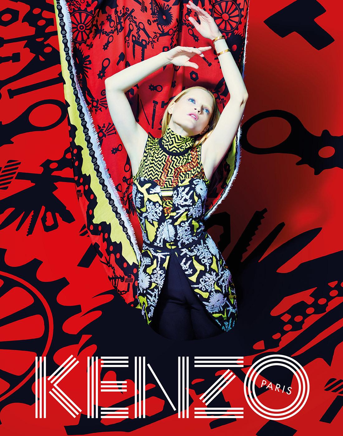 Foto de Kenzo campaña Otoño-Invierno 2014/2015 (7/11)