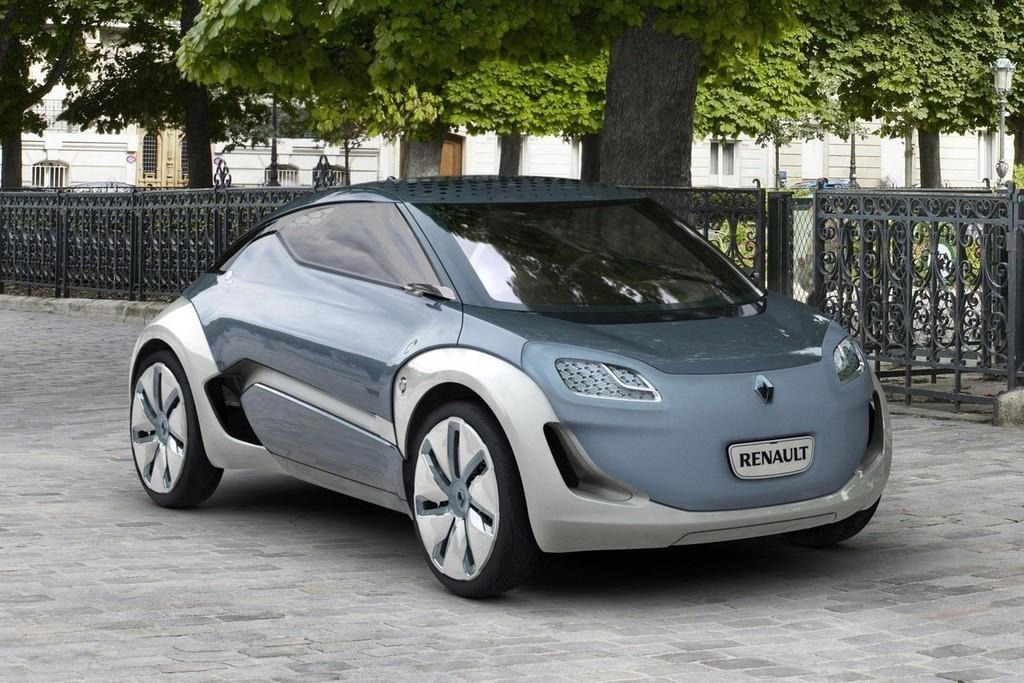 Foto de Renault Zoe Z.E. Concept (1/12)
