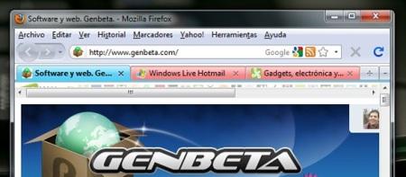 FlagTab permite agrupar las pestañas por colores en Firefox