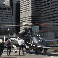 Los helicópteros de Uber ya están disponibles para los usuarios de iPhone con mucho dinero en Nueva York