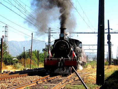 Escapando de Santiago al valle de Colchagua (I). La ruta del vino y el desaparecido tren del vino