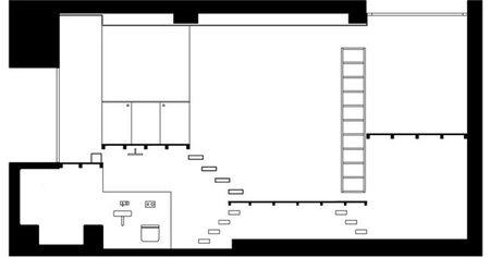 Cien metros cúbicos apartamento - 2