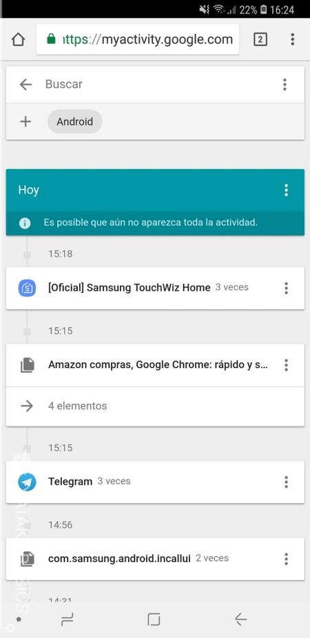 Actividades Android