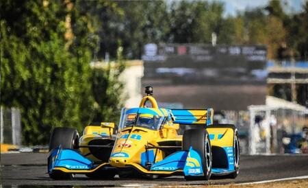 Johnson Portland Indycar 2021