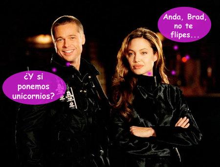 La boda de Brad Pitt y Angelina Jolie... ¡tendrá ponis por todas partes!