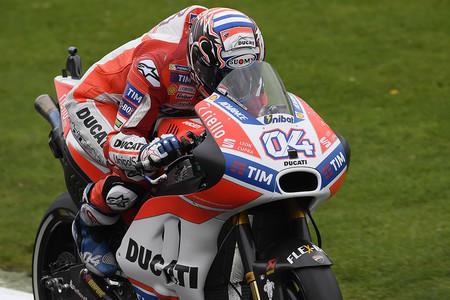 Andrea Dovizioso Motogp 2017 San Marino