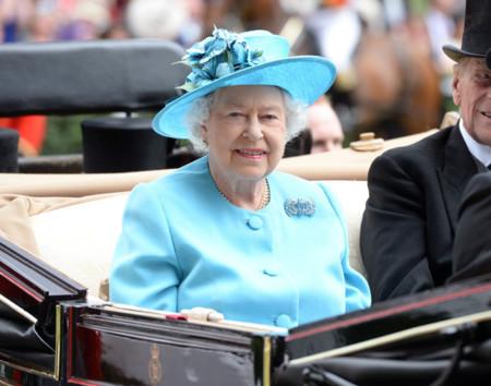 La realeza se viste de gala para Ascot, ¿alguien gana a la reina Isabel II?