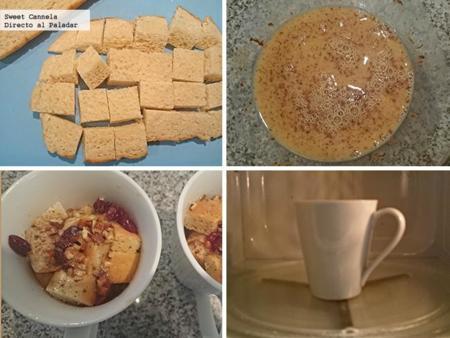 Preparación Pan Frances