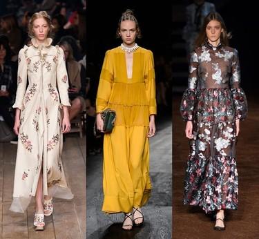 Prendas que buscarás en rebajas para llevar en primavera: un romántico vestido de manga larga