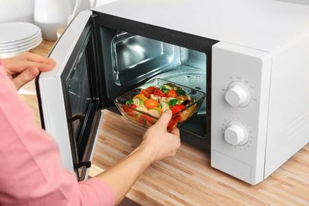 cocinado-microondas