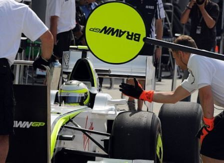 Rubens Barrichello perderá 5 posiciones en la parrilla