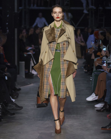 Burberry Autumn Winter 2019 Collection Look 94