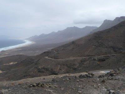 Este volcán canario es el único del archipiélago que arroja fósiles del Mesozoico