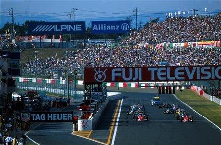 Suzuka acogerá el GP de Japón hasta 2011