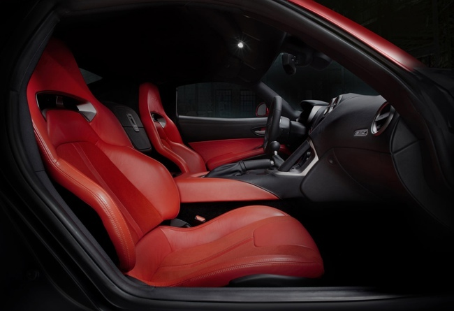 SRT Viper 2013 asientos e interior