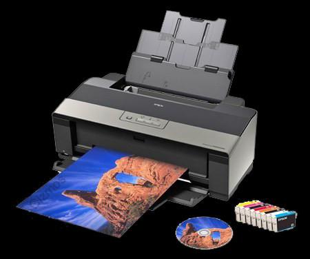 Imprimiendo nuestras fotos: Epson Stylus Photo R1900