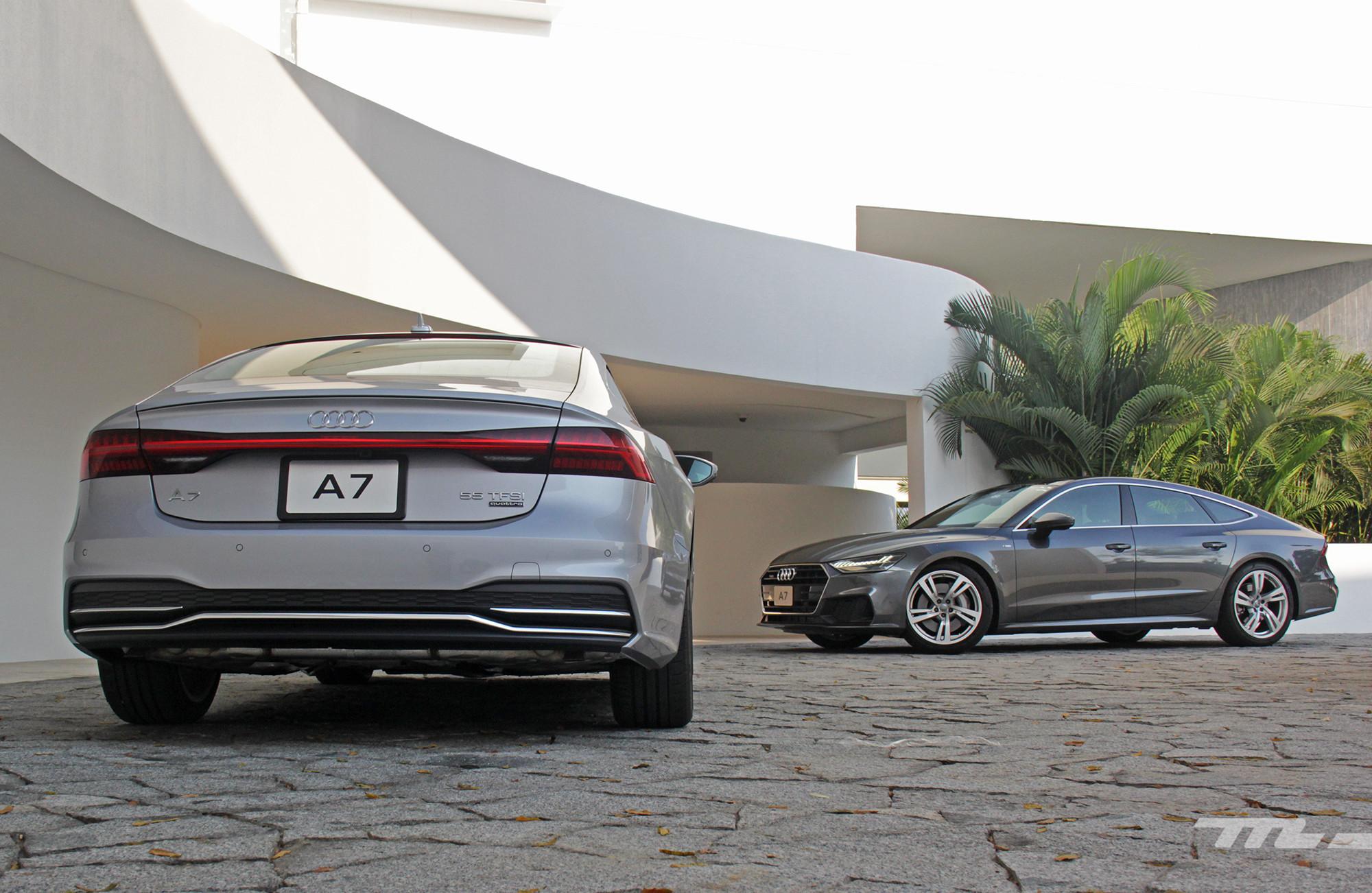 Foto de Audi A7 Sportback 2019 (23/26)