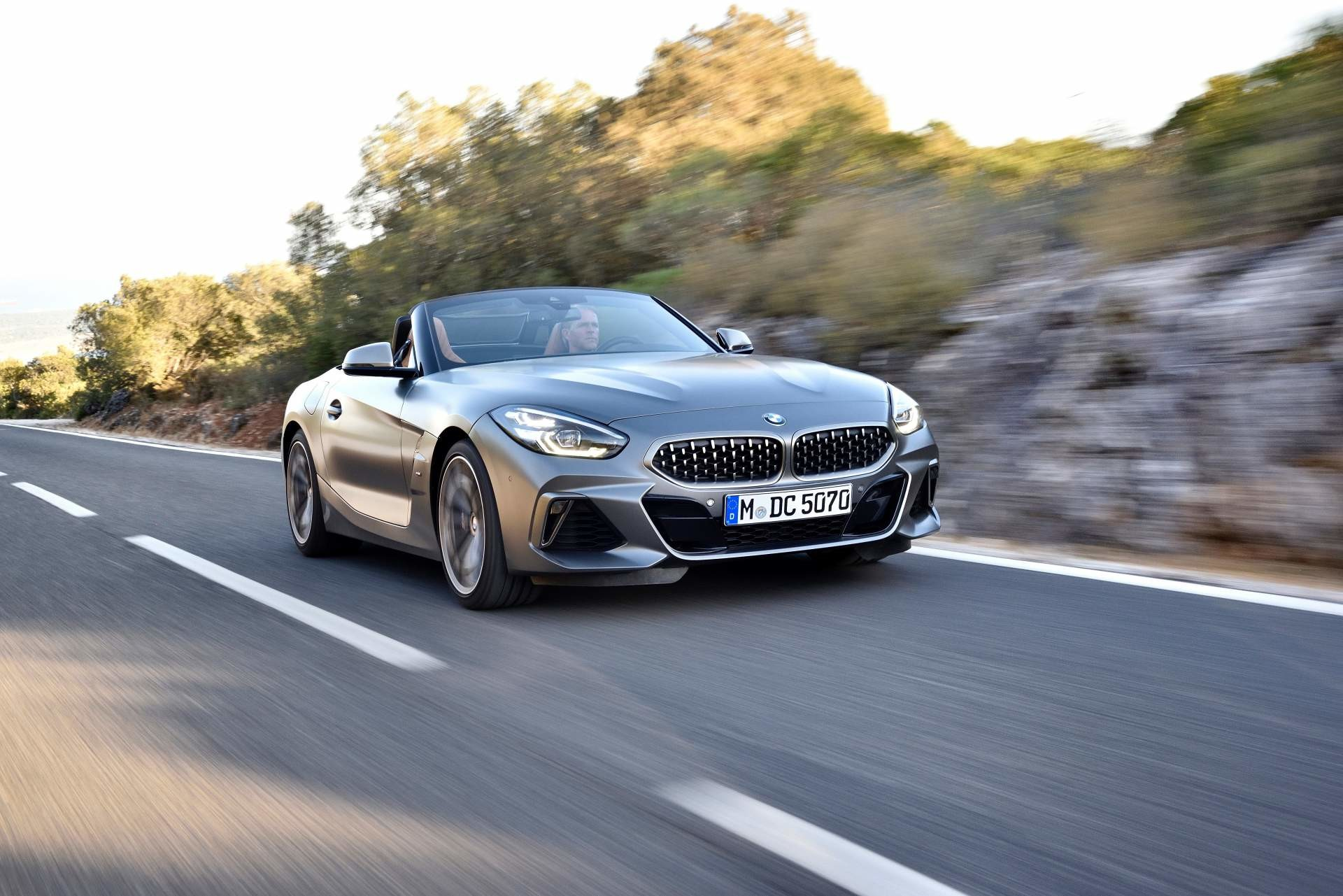 Foto de BMW Z4 M40i 2019 (27/84)