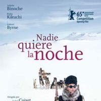 'Nadie quiere la noche', el drama polar de Isabel Coixet ya tiene fecha de estreno