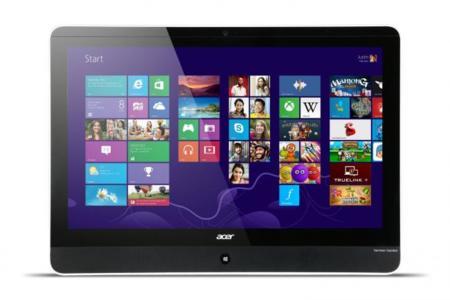 Acer Aspire Z3-600, un sobremesa o un supertablet si eres valiente