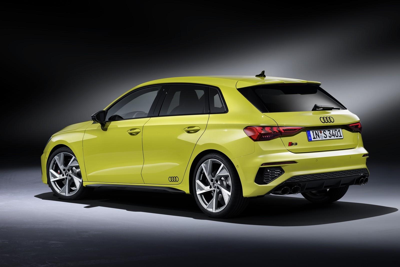 Foto de Audi S3 2020 (46/54)
