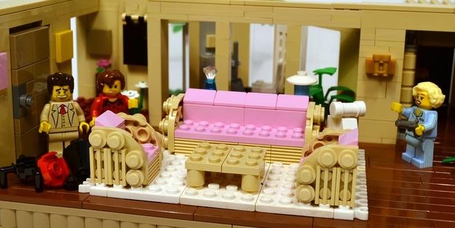 Foto de La versión LEGO de 'Las chicas de oro' (15/19)