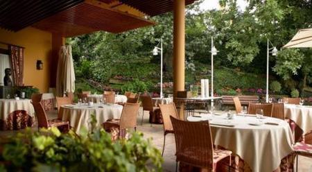 Restaurante Martin Berasategui, la primavera en Lasarte
