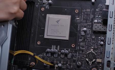 Huawei tiene un PC con chip propio de 7nm basado en ARM y una versión de Linux especial para China