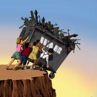 Estos dibujos muestran por qué la guerra no tiene que ser parte de nuestra vida diaria
