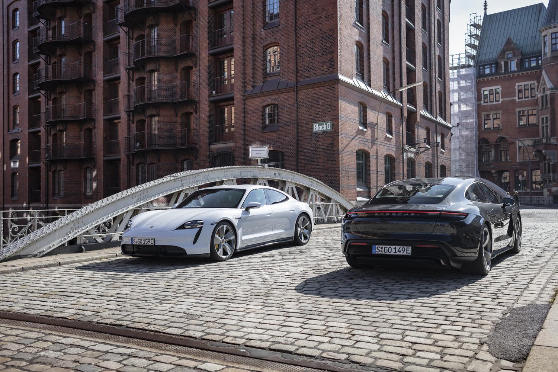 Foto de Porsche Taycan prueba contacto (63/275)
