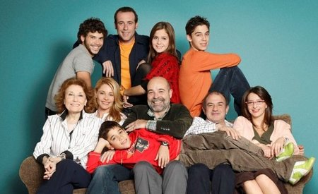'Happy Family', la comedia familiar vuelve a Telecinco