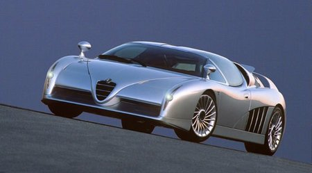 Italdesing Alfa Romeo Scighera
