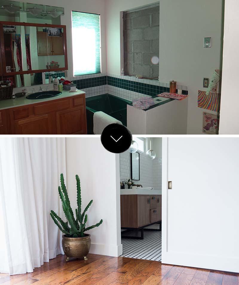 Foto de Antes y después de un dormitorio tenebroso (14/16)