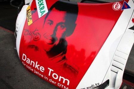 Tom Kristensen vuelve al DTM