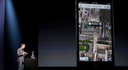 Google Maps nunca estuvo en los planes originales de Apple para el iPhone