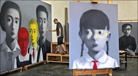 Sotheby's viaja a Chengdu por primera vez