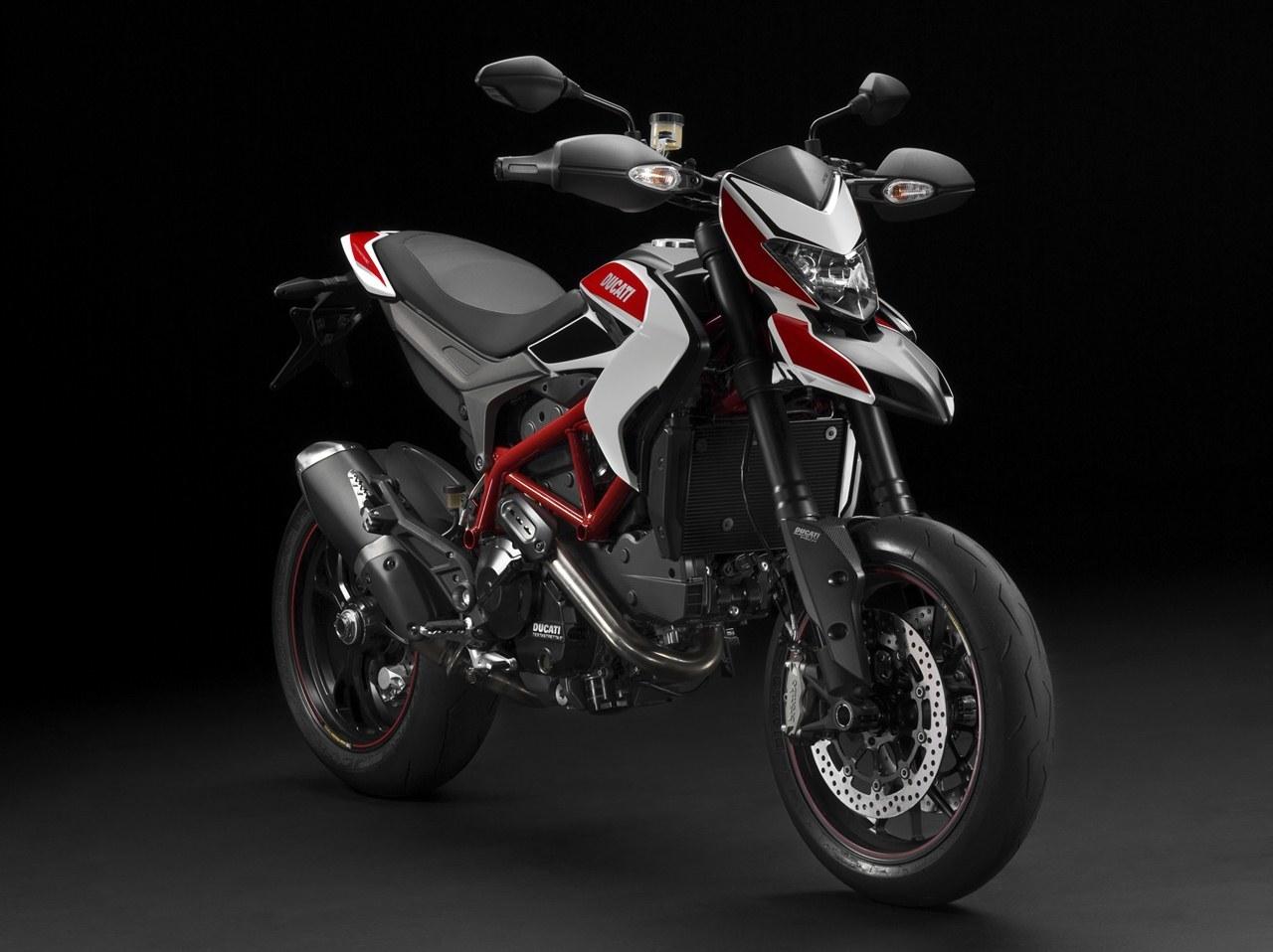Foto de Ducati Hypermotard, Hypermotard SP e Hyperstrada (17/19)