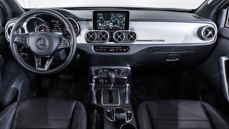 Mercedes Benz Clase X 6x6 3