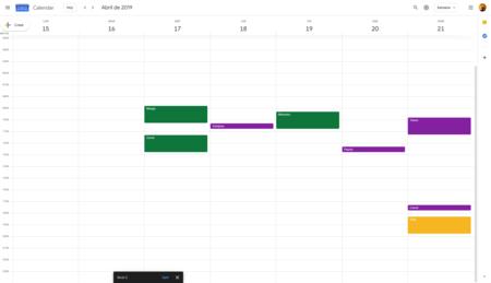 Si te gusta Space Invaders, ahora puedes jugarlo en Google Calendar por tiempo limitado