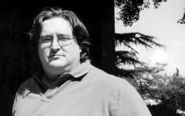 gabe newell valve steam
