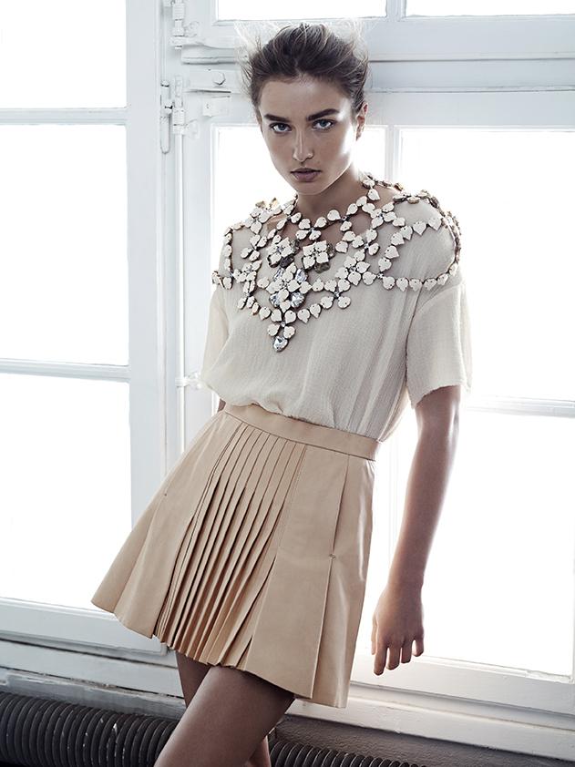 Foto de H&M Conscious Primavera 2014 con Amber Valletta (13/32)