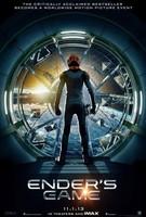 'El juego de Ender', cartel de la adaptación de la novela de Orson Scott Card