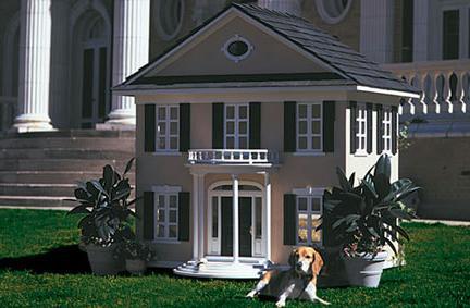 Petite Maison: una mansión para tu perro