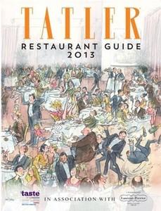 Guía Tatler de los mejores restaurantes españoles de Londres, ayuda indispensable para viajeros con morriña